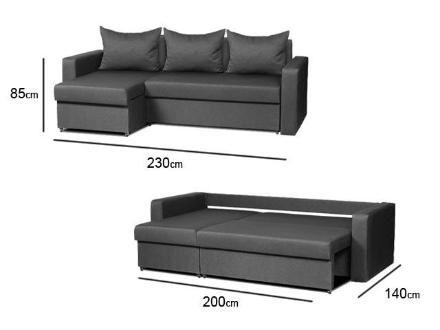 купить угловой диван еврокнижка киев 388 ткань Platinum за 7499 грн