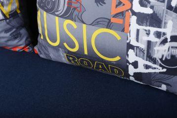 Кутовий диван Бос №3 Тканина Brilliant фото 3 — интернет-магазин Диван Киев