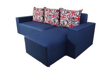 Кутовий диван Бос №6 Тканина Brilliant фото 2 — интернет-магазин Диван Киев