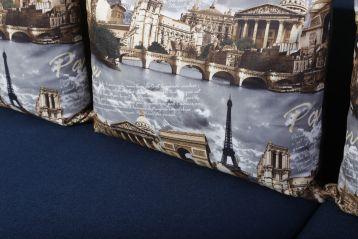 Кутовий диван Бос №10 Тканина Brilliant фото 2 — интернет-магазин Диван Киев