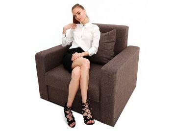 Кресло Оболонь №568 Platinum фото 3 — интернет-магазин Диван Киев