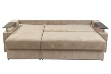 купить угловой диван еврокнижка киев 716 ткань Gold за 7699 грн