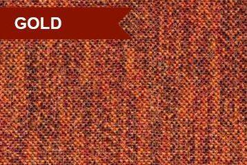 Тканина Ліссіо жаккард фактурний GOLD - терракот фото 1 — интернет-магазин Диван Киев
