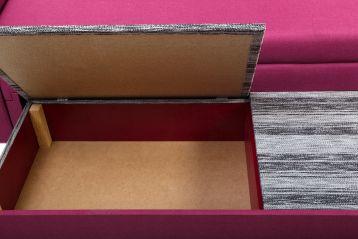 Диван Променада №860 Тканина Platinum фото 7 — интернет-магазин Диван Киев