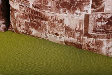 Диван Липки №104 Тканина Brilliant фото 3 — интернет-магазин Диван Киев